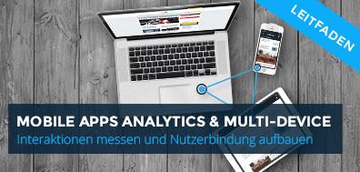 Mobile apps analytics