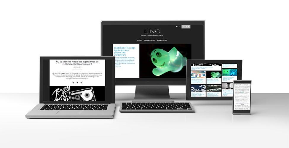 LINC plateforme CNIL innovation