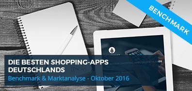 Die besten Shopping-Apps Deutschlands