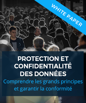 Livre blanc Data privacy