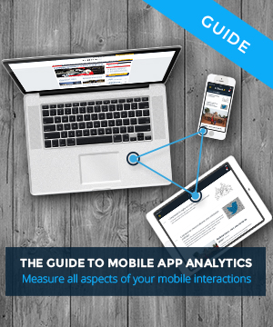 Guide to mobile apps analytics