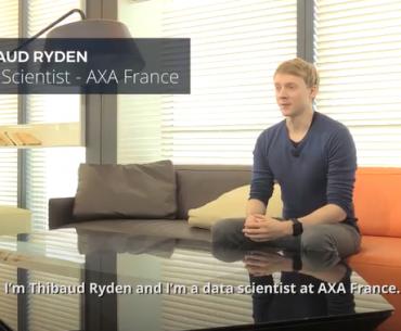Interview vidéo : digital analytics et data science chez AXA