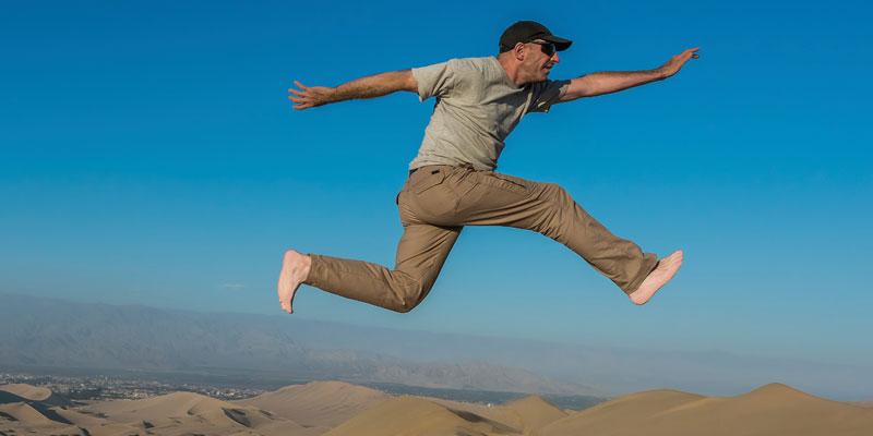 Jump-man