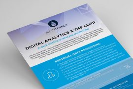GDPR & Digital Analytics Checklist
