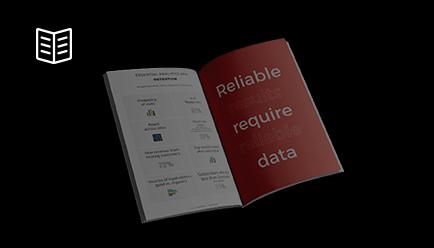Digital analytics for media groups
