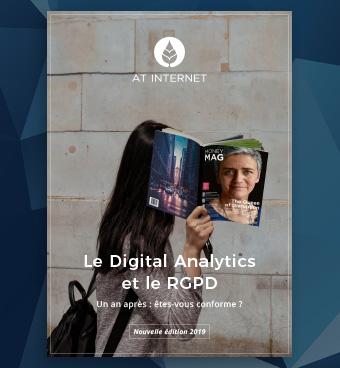 Le Digital Analytics et le RGPD : un an après - êtes-vous conforme ?
