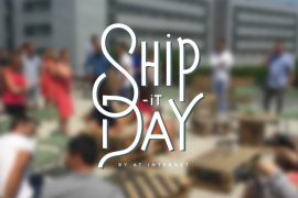 Ship it blog top