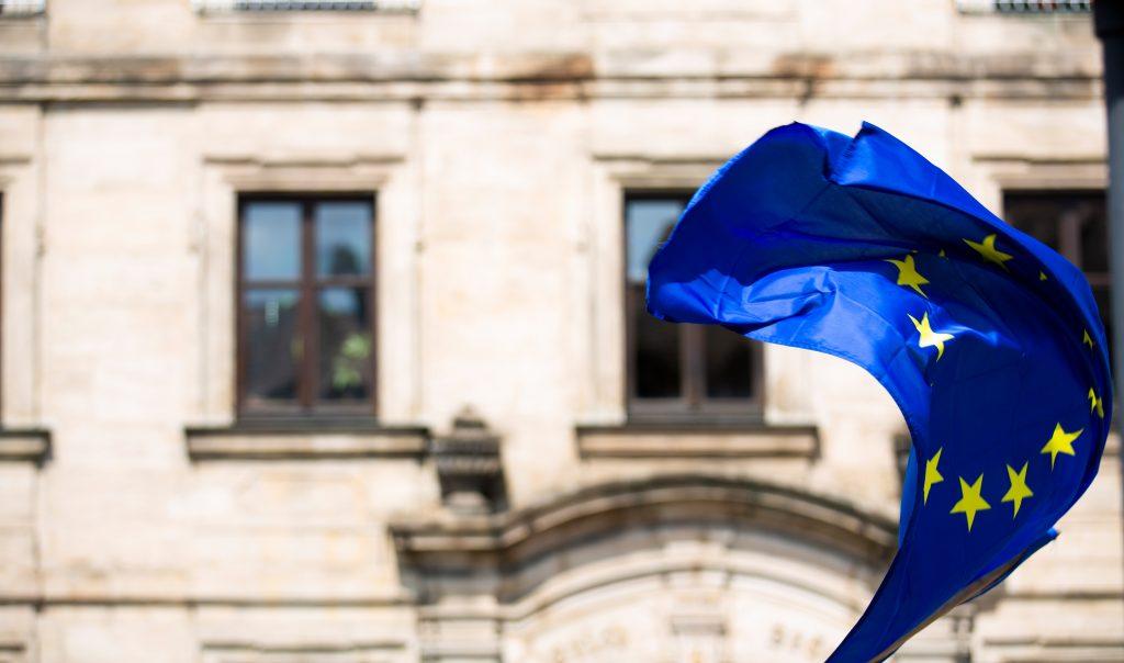 GDPR - European Flag