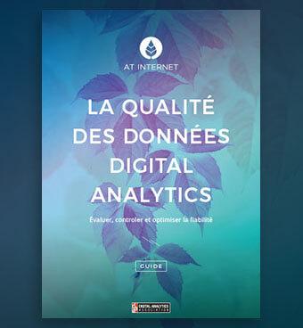 La qualité des données digital analytics