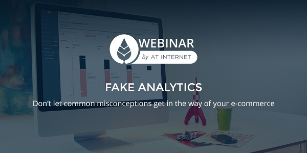 Webinar_Fake Analytics_ don't let common misconceptions get in the way of your e-commerce_visual