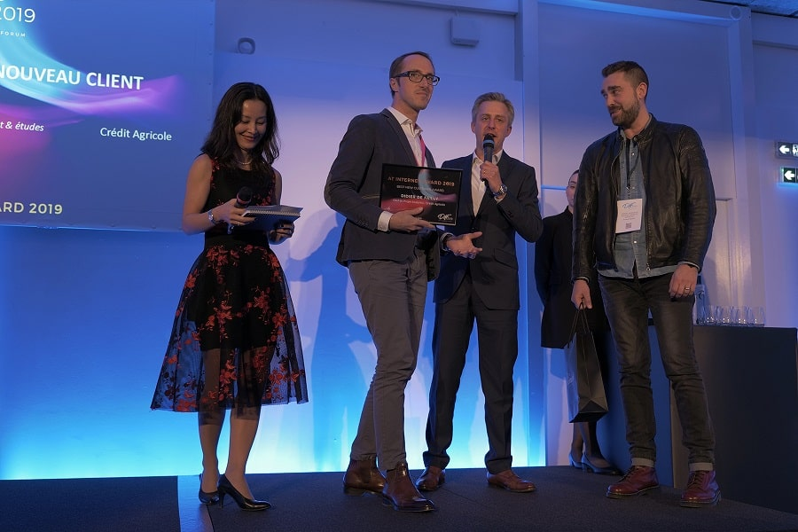 Awards and customer success of the 2019 edition